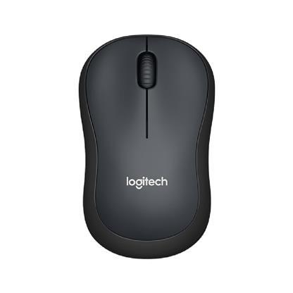 buy LOGITECH WIRELESS SILENT MOUSE M221 BLACK :Logitech