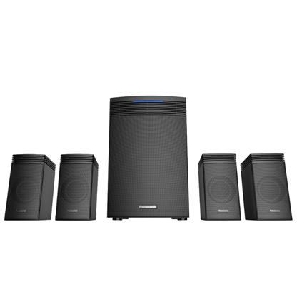 buy PANASONIC 4.1 SPEAKER SYSTEM SCHT40GWK :Panasonic