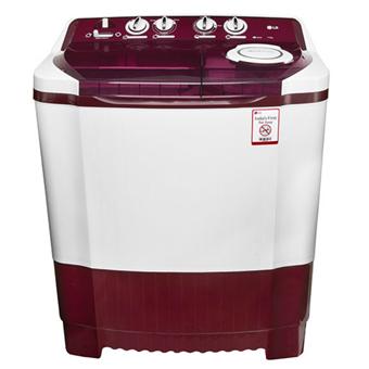 buy LG WM P8541R3SABG BURGANDY (7.5 KG) :LG