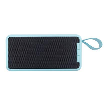 buy Stuffcool Beck Portable TWS (True Wireless Stereo) Bluetooth Speaker with Mic - Blue / Black :Stuffcool