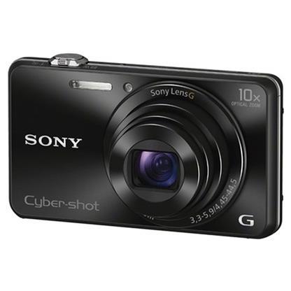 buy SONY STILL CAMERA DSCWX220 BLACK :Sony