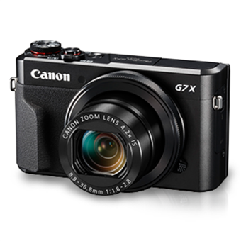 buy CANON DIGITAL CAMERA POWERSHOT G7X MARK II BLACK :Canon