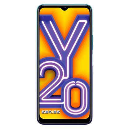 buy VIVO MOBILE Y20 4GB 64GB NEBULA BLUE :Vivo