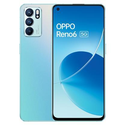 buy OPPO MOBILE RENO 6 5G CPH2251 8GB 128GB AURORA :Aurora