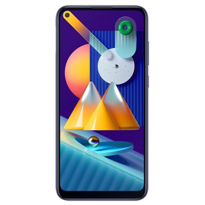 buy SAMSUNG MOBILE GALAXY M11 M115FE 4GB 64GB VIOLET :Violet