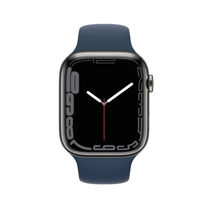 buy APPLE WATCH S7 45MM GPH SS ABY SP CEL MKL23HN/A :Apple Watch