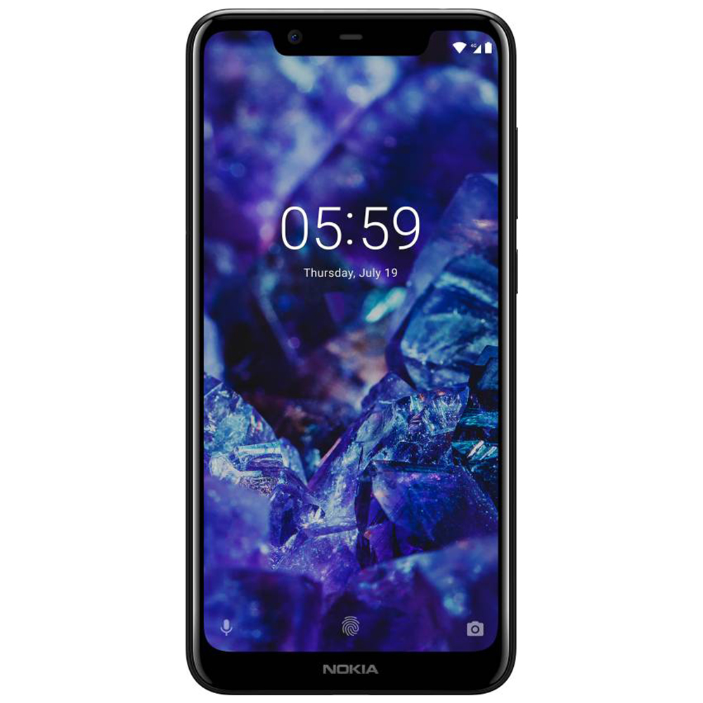 Nokia 5 1 Plus TA1102 DS (32GB 3GB, Blue) Price in India - buy Nokia