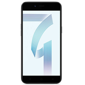 buy OPPO MOBILE A71 CPH1717 3GB 16GB BLACK :Oppo