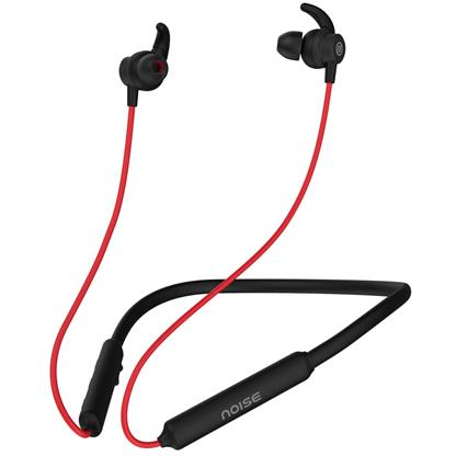 buy NOISE BT TUNE ACTIVE HOT RED :Noise
