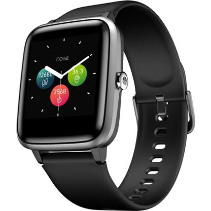 buy Noise Colorfit Pro 2 Full Touch Control Smart Watch (Jet Black) :Noise