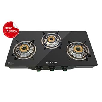buy FABER COOKTOP SHINE PLUS 3BB BK :Faber