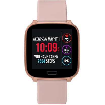 buy TIMEX SMART WATCH ICONNECT ACTIVE TW5M34400 BLUSH PINK :Timex