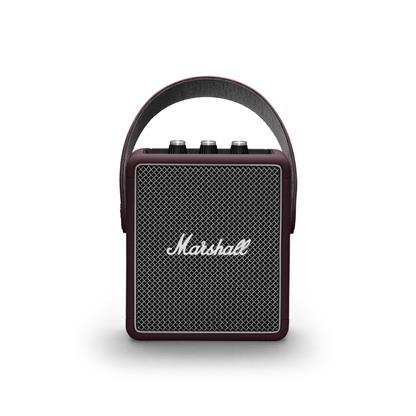 buy MARSHALL STOCKWELL II PORTABLE BT SPEAKER MS-STWL2-BRNDY :Portable Speaker