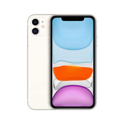 buy APPLE IPHONE MOBILE 11 64GB WHITE :Apple