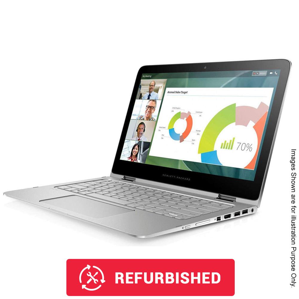 Refurbished HP Spectre X360 G1 QCNBBG00066 Laptop (Core i7