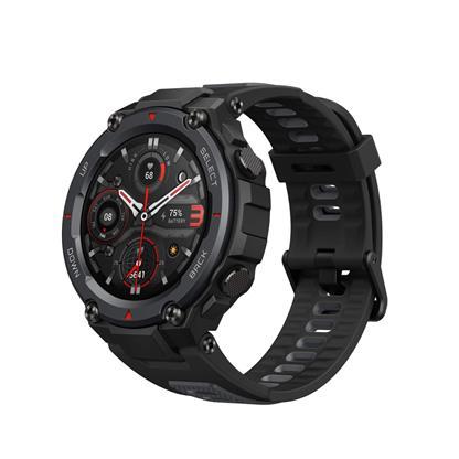 buy AMAZFIT SMART WATCH T REX PRO METEORITE BLACK :Smart Watches & Bands