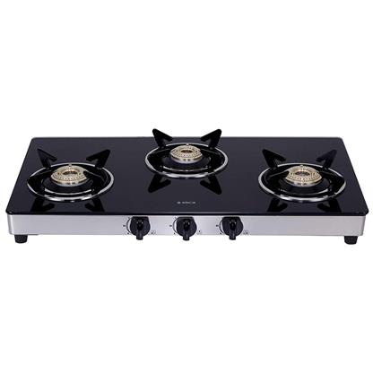 buy ELICA COOKTOP 703 CT VETRO SS :Cooktop