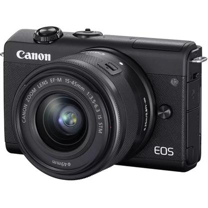 buy CANON EOS M200 WITH 15-45MM LENS :Canon