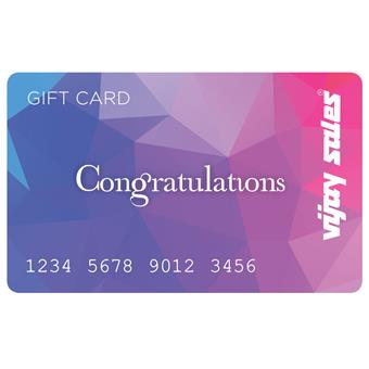 buy Vijay Sales Congratulations Gift Card-500 :