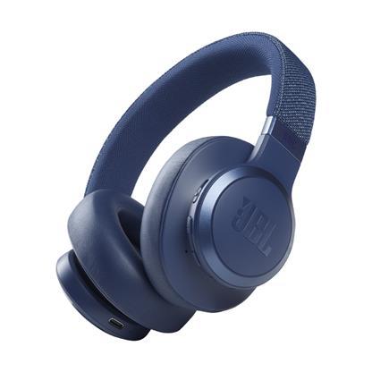 buy JBL BT HEADPHONE LIVE660NC BLUE :JBL Live 660 NC