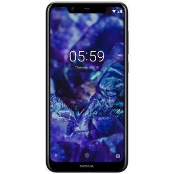 buy NOKIA MOBILE 5.1 PLUS TA1102 DS 3GB 32GB BLACK :Nokia