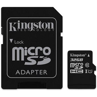 buy KINGSTON 32GB MICRO SD CRAD 80R CL10 :Kingston