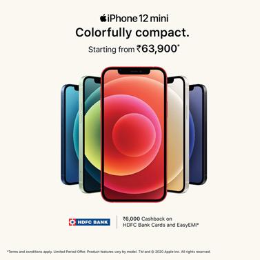 https://d2xamzlzrdbdbn.cloudfront.net/theme/iPhone 12 Mini, Vijay Sales iPhone 12 Mini